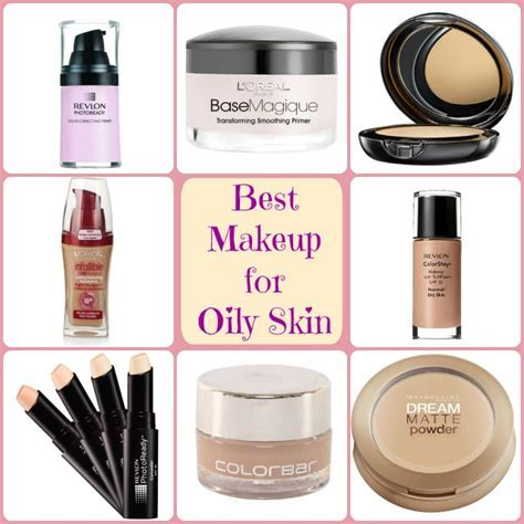Doubts Discussion   Best Drugstore Makeup for Oily Skin