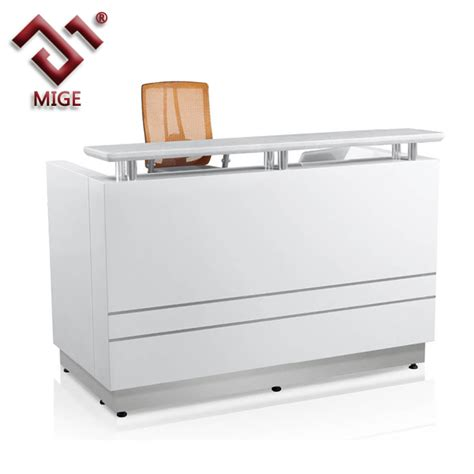 Cheap Small Desks Modern White Color Small Cheap Reception Desk Buy Cheap Reception Desk Modern Salon Reception