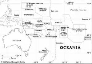 Oceania Outline Map Blank by Reconceptualising Labour Markets