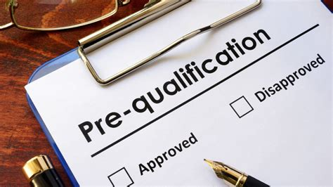 Mortgage Loan Qualification Letter what is a pre qualification letter and will it help you