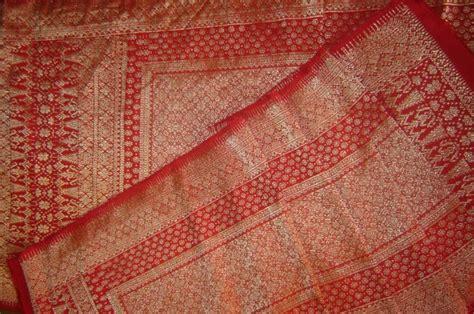 Songket Palembang Motif Bintang Berantai Biru 3 In 1 palembang bumi sriwijaya motif songket palembang