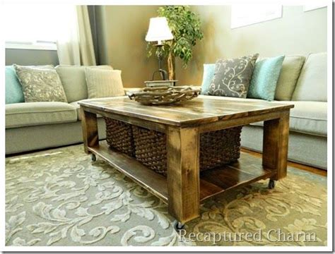 do it yourself coffee table do it yourself rustic coffee table furniture