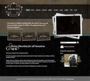 Vintage Home Decor Websites Retro And Vintage Web Design Best Of Hongkiat
