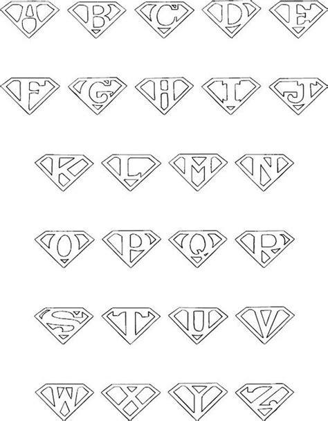 superman alphabet template colorbook superman alphabet summer reading 2015