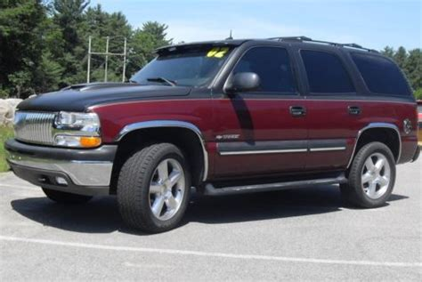how to fix cars 2002 chevrolet tahoe electronic find used 2002 chevy tahoe 4x4 in pembroke massachusetts united states for us 6 200 00