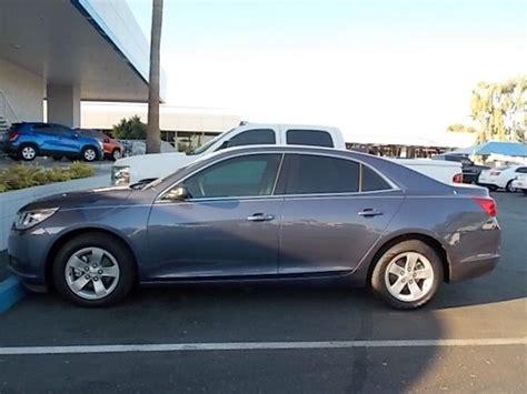 2015 Chevrolet Malibu 1ls In Phoenix Arizona Stock