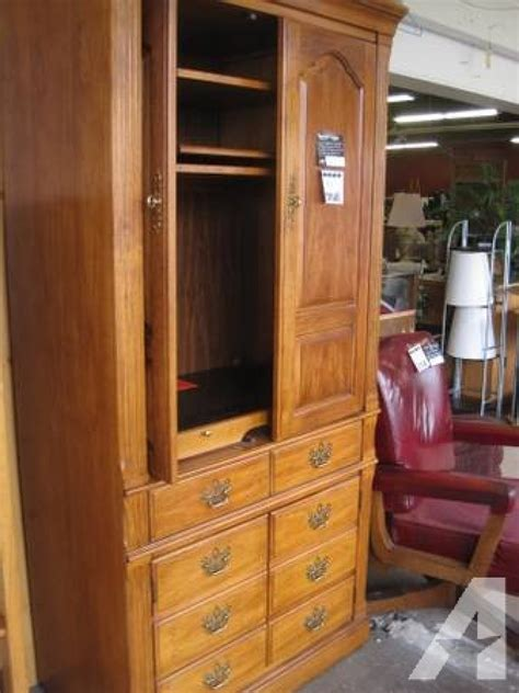thomasville tv armoire thomasville television cabinet armoire entertainment unit