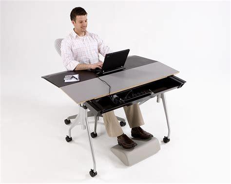 herman miller computer desk envelop desk by herman miller