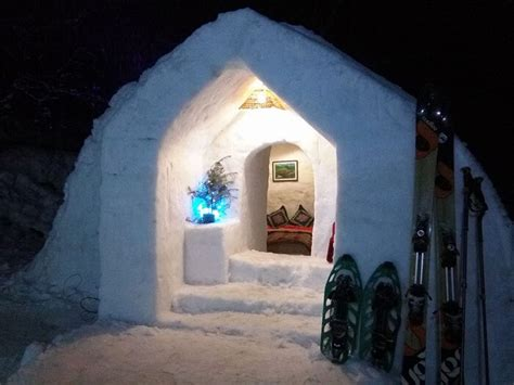igloo house igloo house in manali is the perfect adventure for february