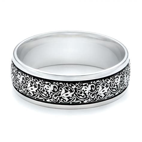 s engraved wedding band 101049