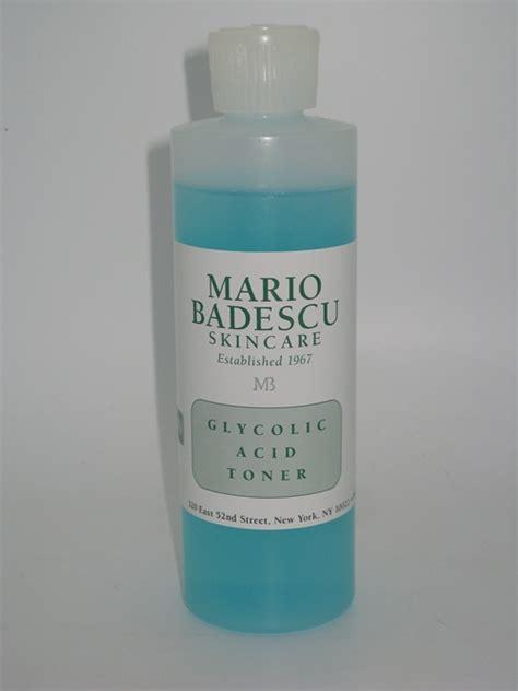 Toner Mario Badescu mario badescu glycolic acid toner review musings of a muse