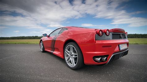 Ferrari F430 Test by Ferrari F430 Test Automocje Youtube