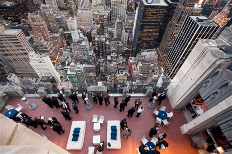 top of the rock en utsiktsplats fr 229 n rockefeller center