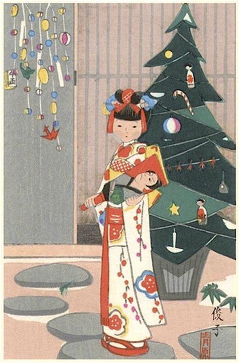 japan society   uk drop  christmas crafting family day japan society   uk