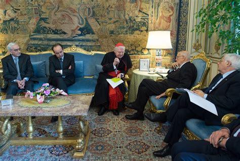 sede presidente della repubblica italiana il rapporto giovani presentato al presidente napolitano