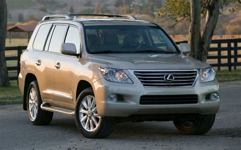 Lexus 2011 Suv by 2011 Lexus Suv Prices Photos Ratings And Reviews User