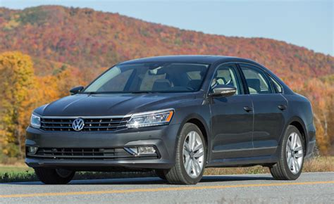volkswagen passat and beetle engine lineups altered for