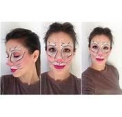 Tutorial Maquillaje Sencillo Conejita Para Carnaval