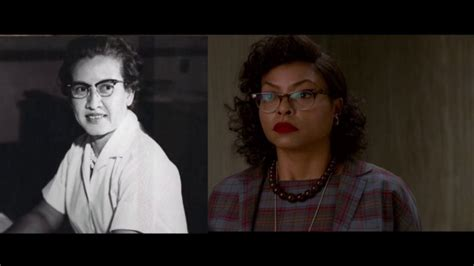 katherine johnson in movie katherine johnson woman at center of hidden figures