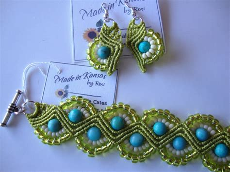 Macrame Ring Tutorial - 558 best images about micro macrame on beaded
