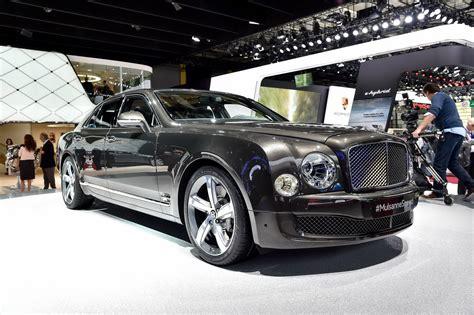 bentley mulsanne ti bentley mulsanne speed proves 2 7 tonnes of luxury can
