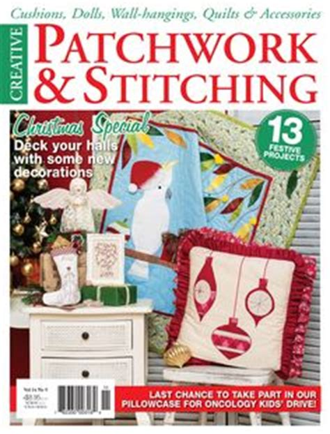 Patchwork And Stitching Magazine - patchwork stitching magazine on stitching