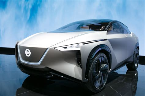 Nissan Imx 2020 by All Electric Nissan Imx Kuro Suv To Reach Production In