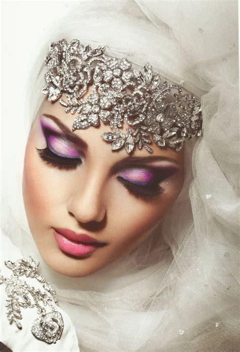 Eyeshadow For Bridal Makeup arabic bridal makeup stylechum