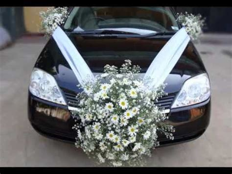 Wedding Car Deco by Wedding Car Decoration Back Pictures Of Car Decor