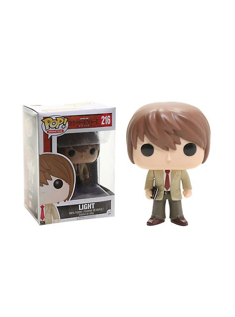 Funko Pop Light Yagami Note shoptagr funko note pop animation light vinyl figure by topic