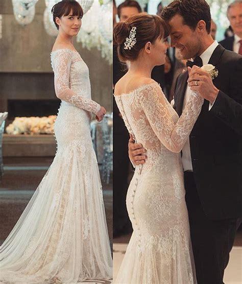hochzeitskleid fifty shades of grey 50 tons de liberdade o vestido de noiva de anastasia