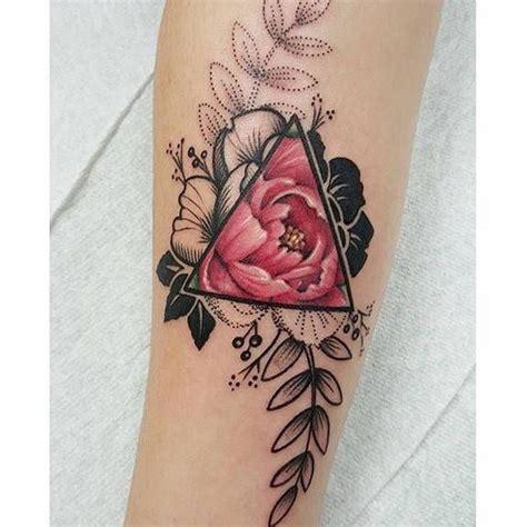 pinterest uk tattoo geometric floral tattoo by jessy d auria tattoos tattoos