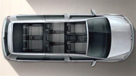 volkswagen 2015 interior medidas volkswagen caddy maxi 2015 maletero e interior