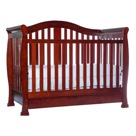 mini crib with storage 4 in 1 convertible crib with storage