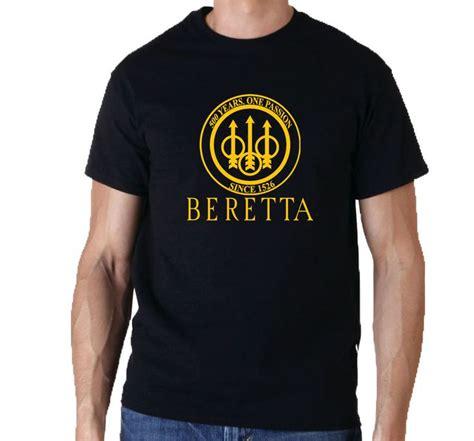 new beretta t shirt pietro sig walther italian gun