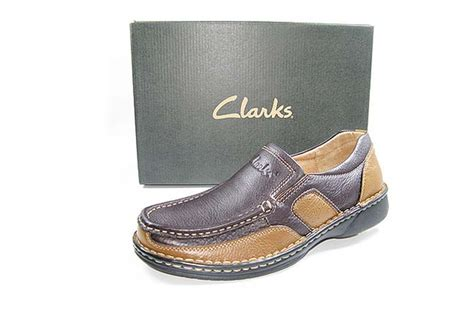 clarks shoes nyc clarks nature mix leather casual s shoes of