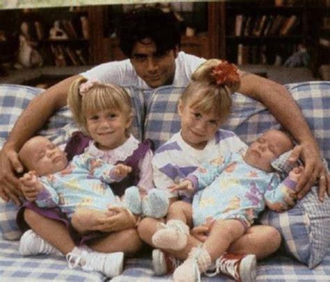 the twins on full house uncle jesse and michelle tanner images john stamos and the olson twins wallpaper and background