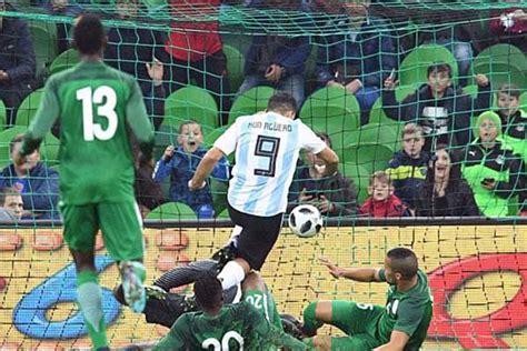 nigeria iceland nigeria draw argentina iceland croatia for 2018 world