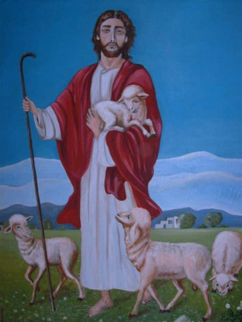 imagenes de jesus el buen pastor para nino jes 250 s el buen pastor erasmo angarita tovar artelista com