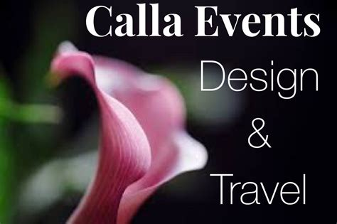 calla events design travel trends to traditions
