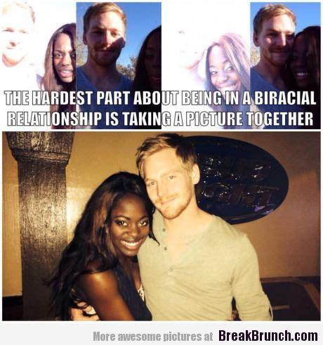 Interracial Dating Meme - hardest part of biracial relationship http breakbrunch