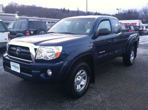 2008 Toyota Tacoma 4 Door For Sale Buy Used 2008 Toyota Tacoma Extended Cab 4 Door 4 0l V 6
