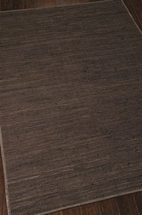 nourison joasl laundered snl01 espresso rug