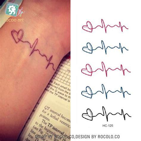 online kopen wholesale kleine hart tattoo uit china kleine