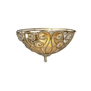Portfolio Wall Sconce Shop Portfolio Sequina 12 99 In W 1 Light Specialty Antique Gold Pocket Wall Sconce At Lowes