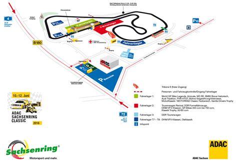 Zeitplan Motorrad Grand Prix Sachsenring by Adac Sachsenring Classic 2018 Volles Programm Auf Dem