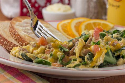 southern breakfast scramble mrfoodcom