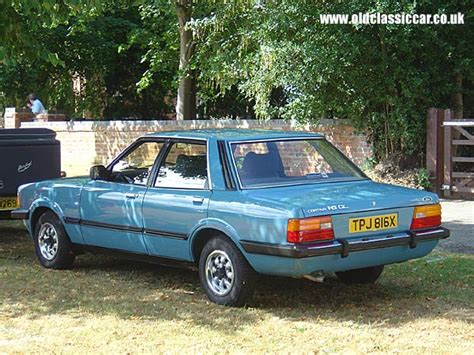 Old Ford Cortina Mk5 Photo 2 Of 90 Photos Audlem 2006