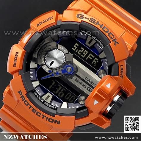 Casio G Shock Gba 400 Gmix Merah buy casio g shock bluetooth g mix 200m sport gba 400 4b gba400 buy