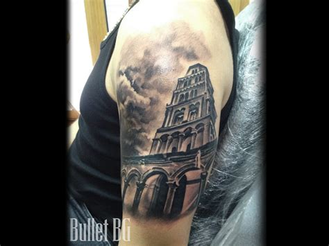 tattoo bullet52
